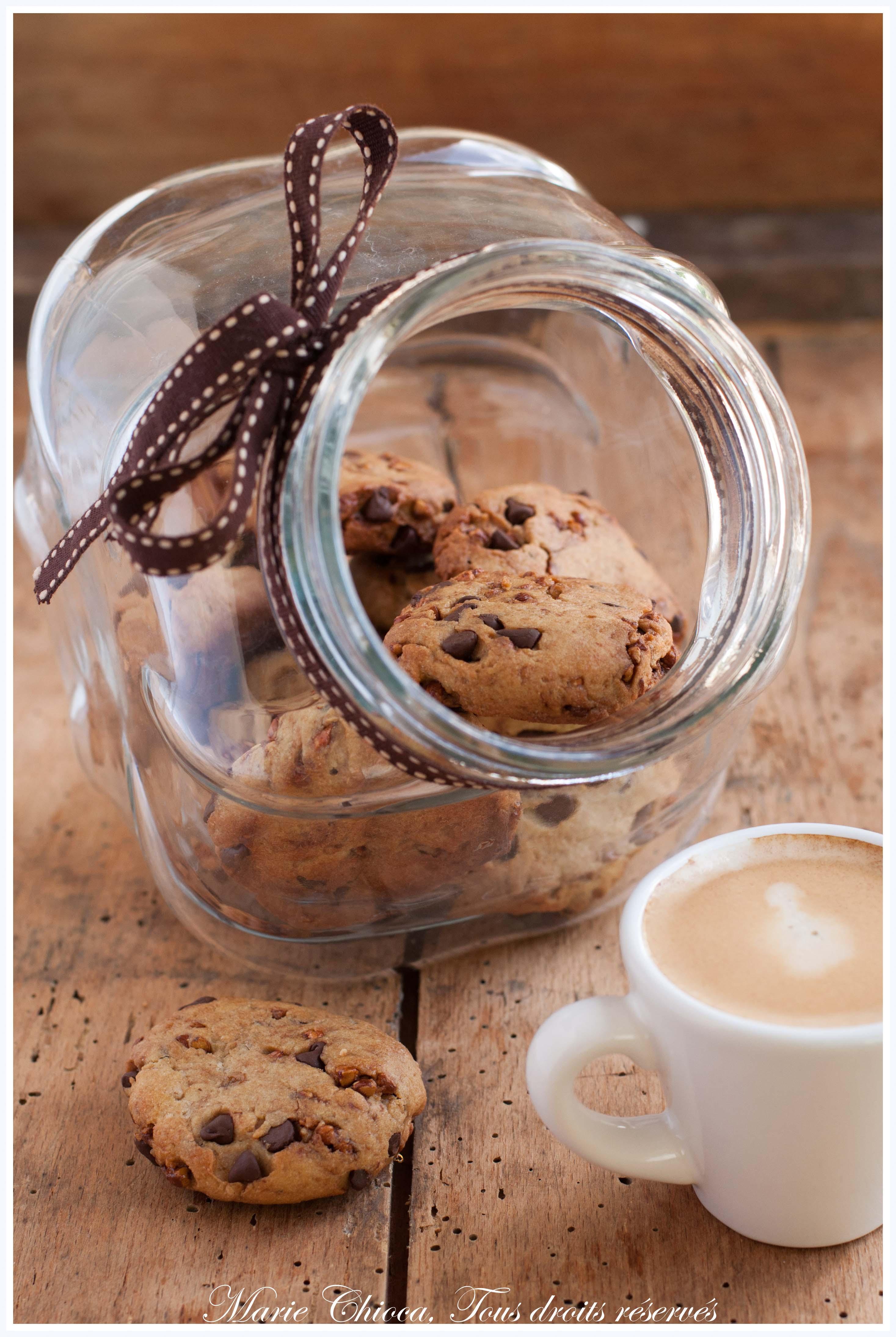coockies à la nougatine de kasha et pépites de chocolat (photo alternative)-2