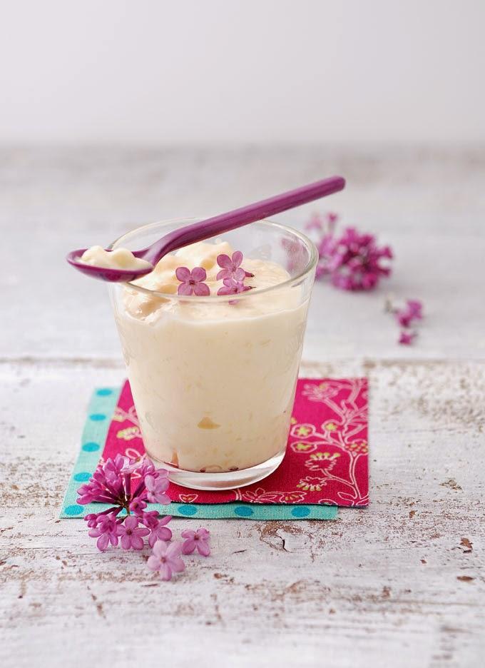 13-Riz au lait lilas