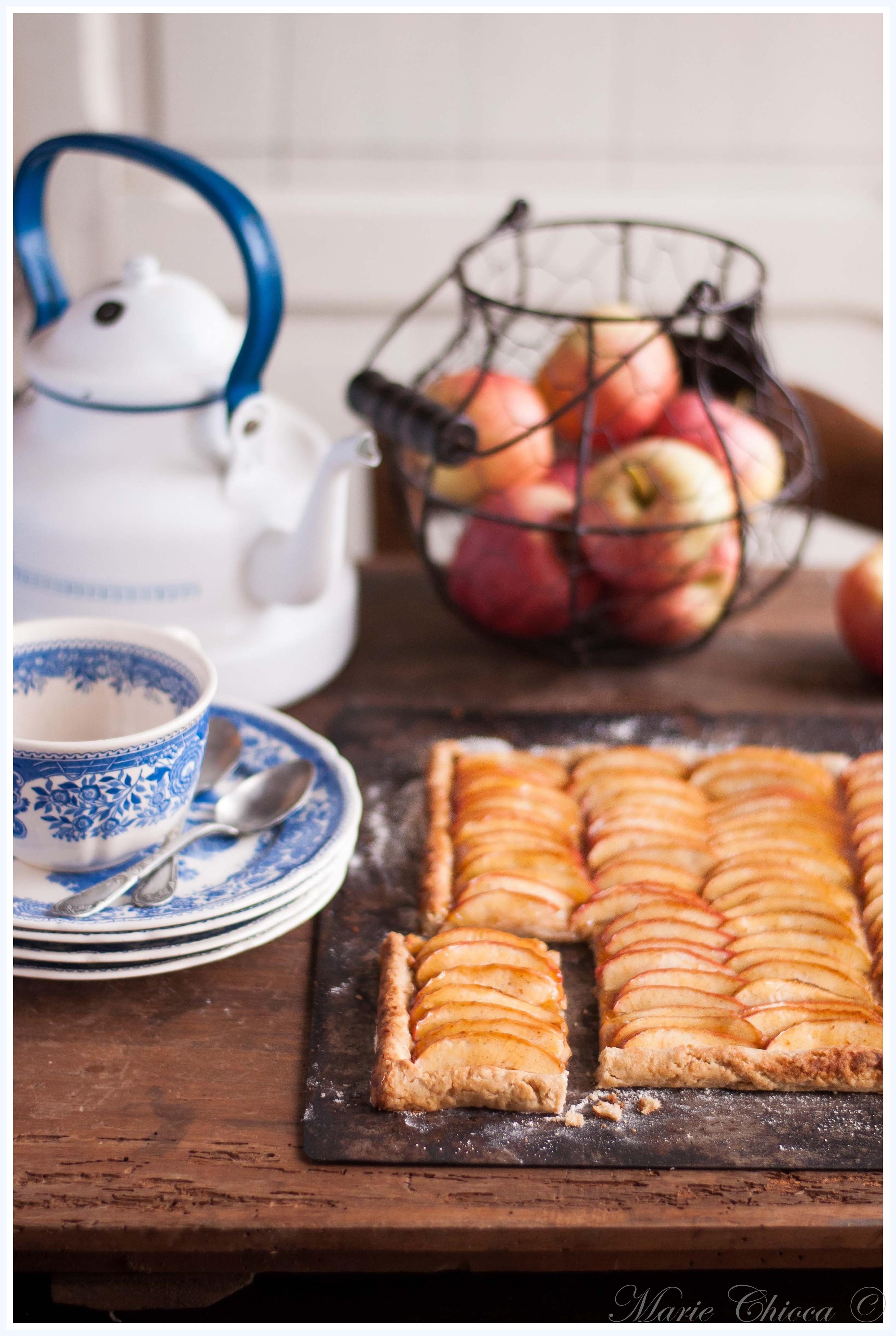 18 La tarte aux pommes-2