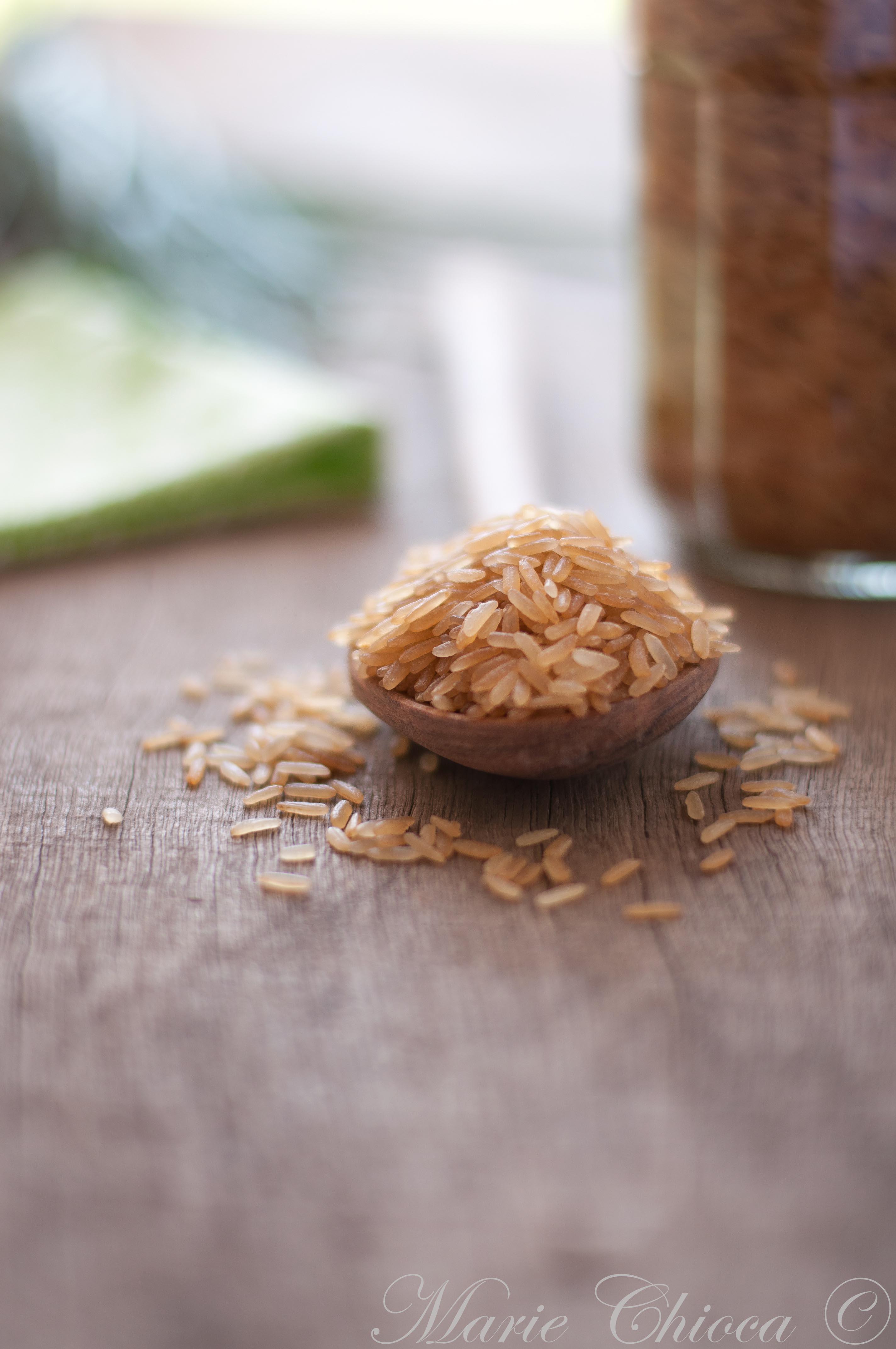 Du riz basmati complet, pour un IG plus raisonnable