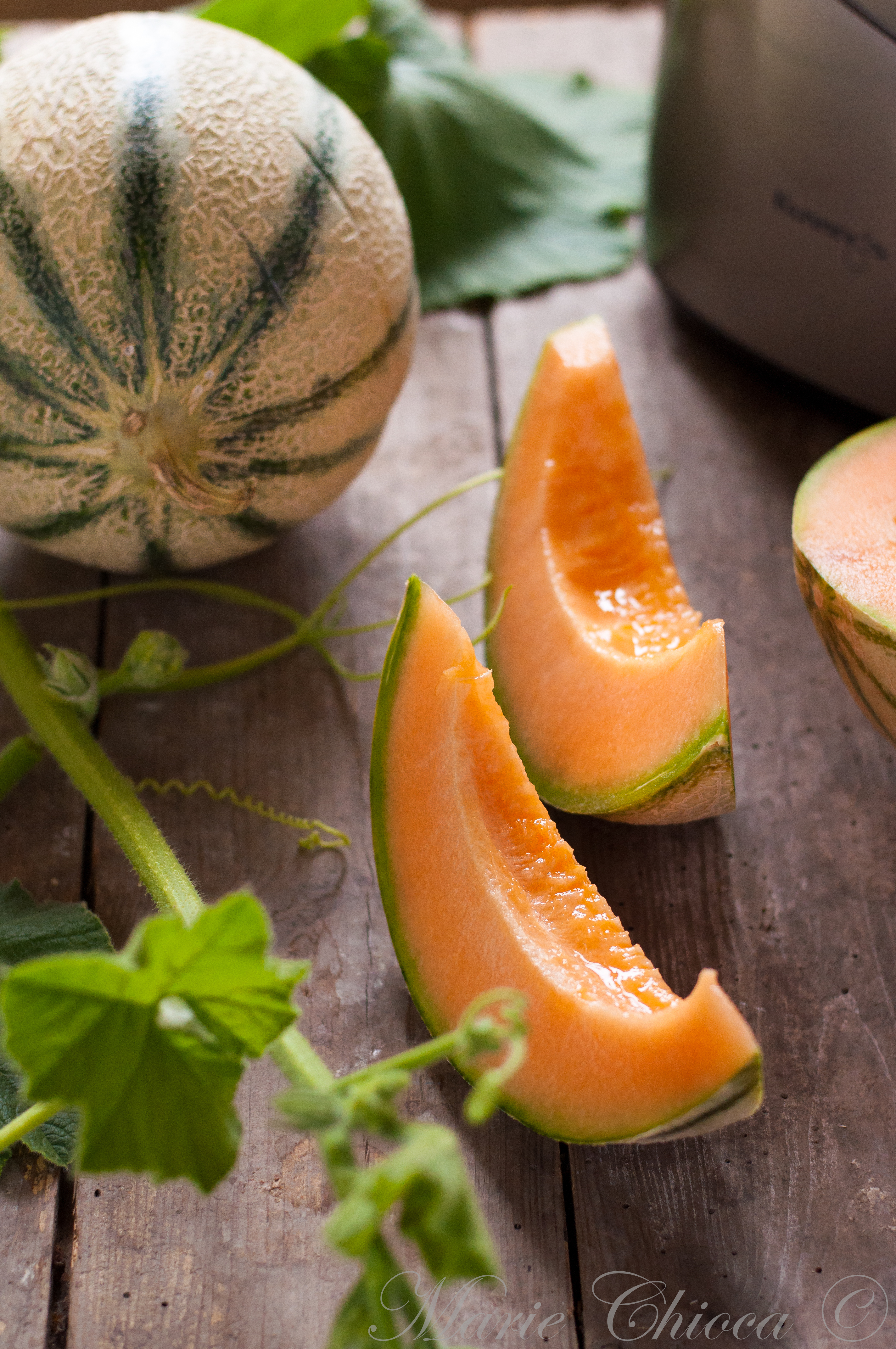 Le melon, un indice glycémique plutôt élevé (67), mais une charge glycémique faible (5)… On peut donc se faire plaisir en été !