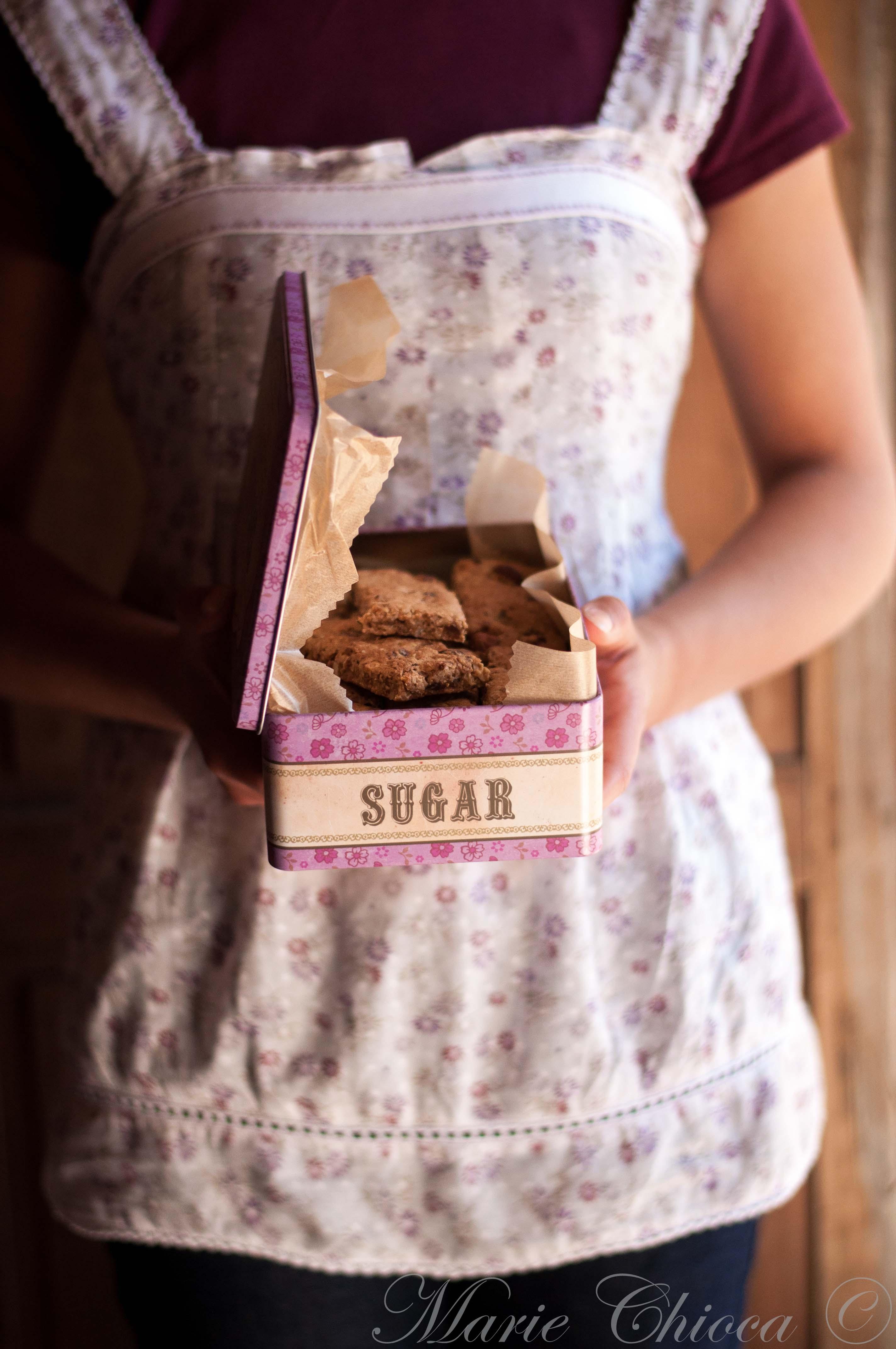 Cookies mi-figue mi-raisin sans sucre ajouté 1