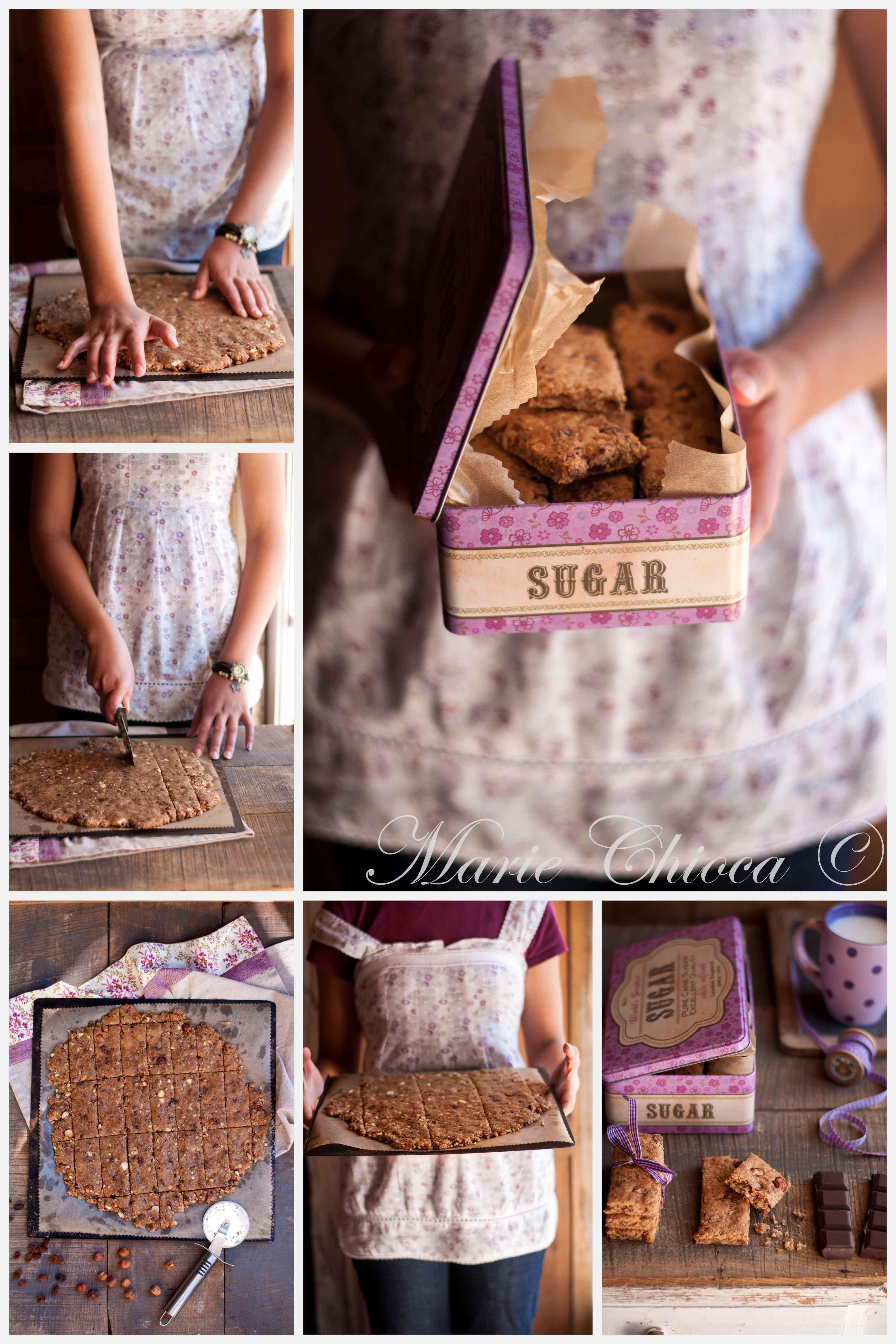 Cookies mi-figue mi-raisin sans sucre ajouté 4