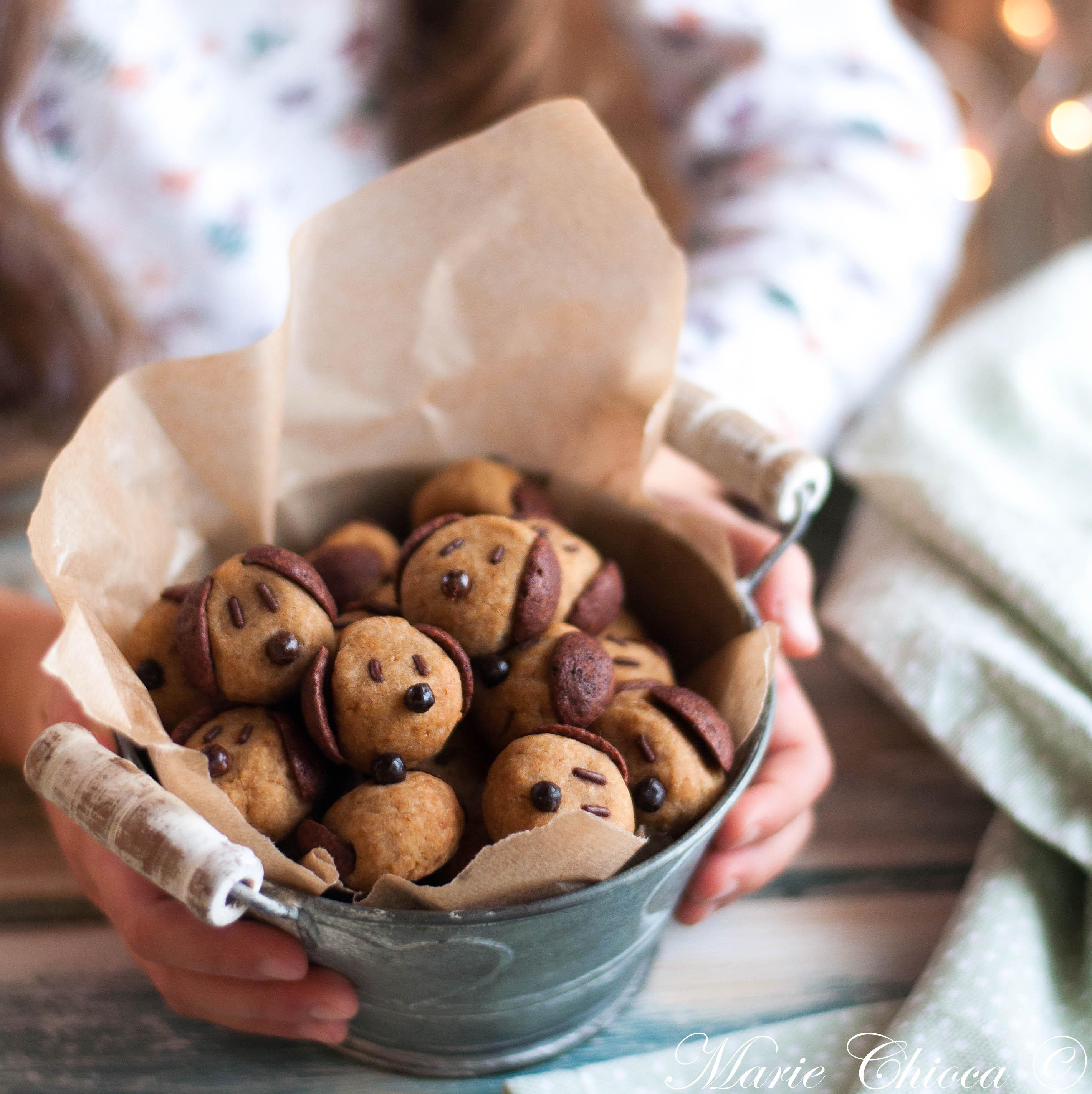 Mini-cookies Petit Chien