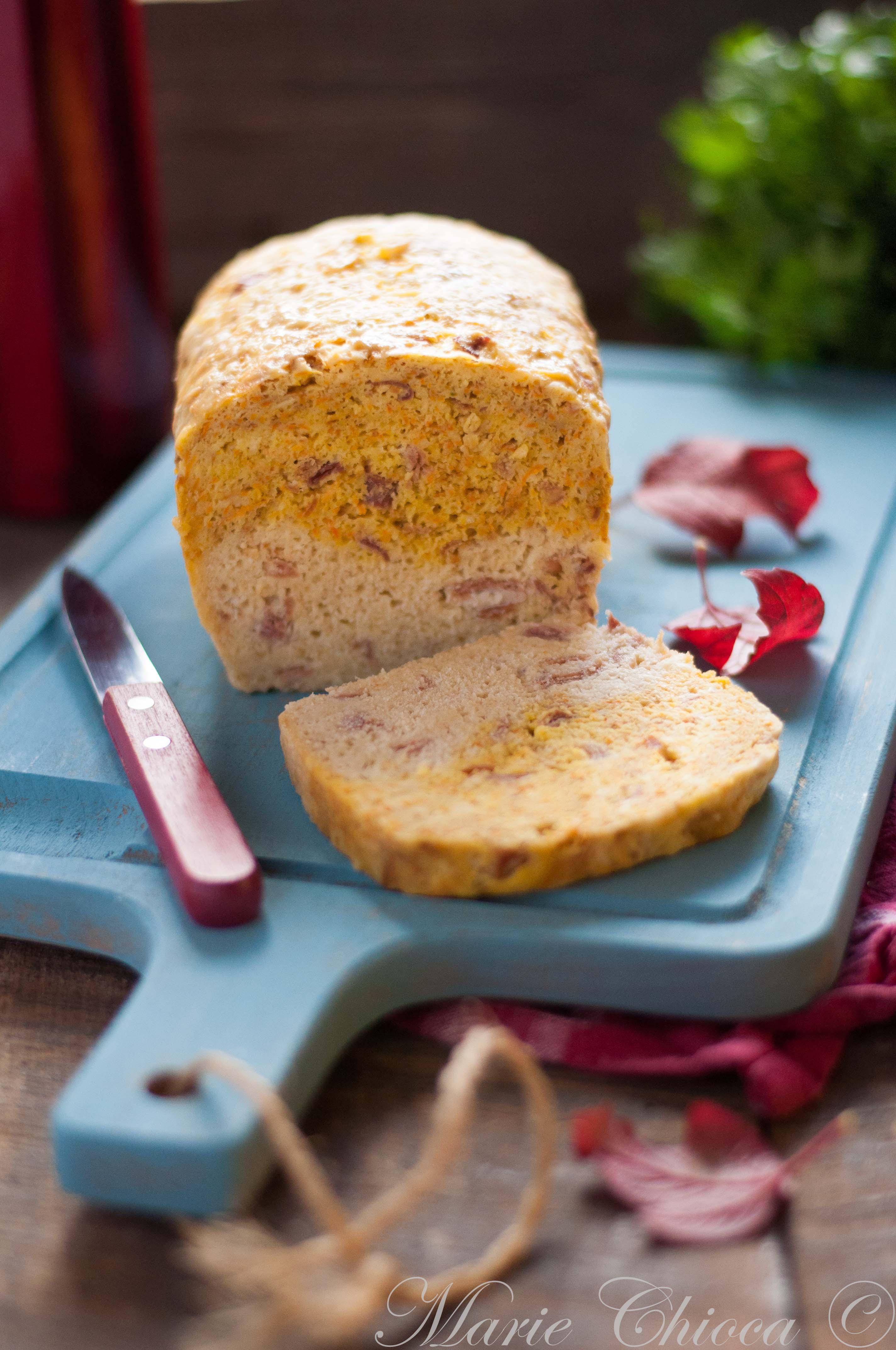 Cake marbré aux légumes racines 3