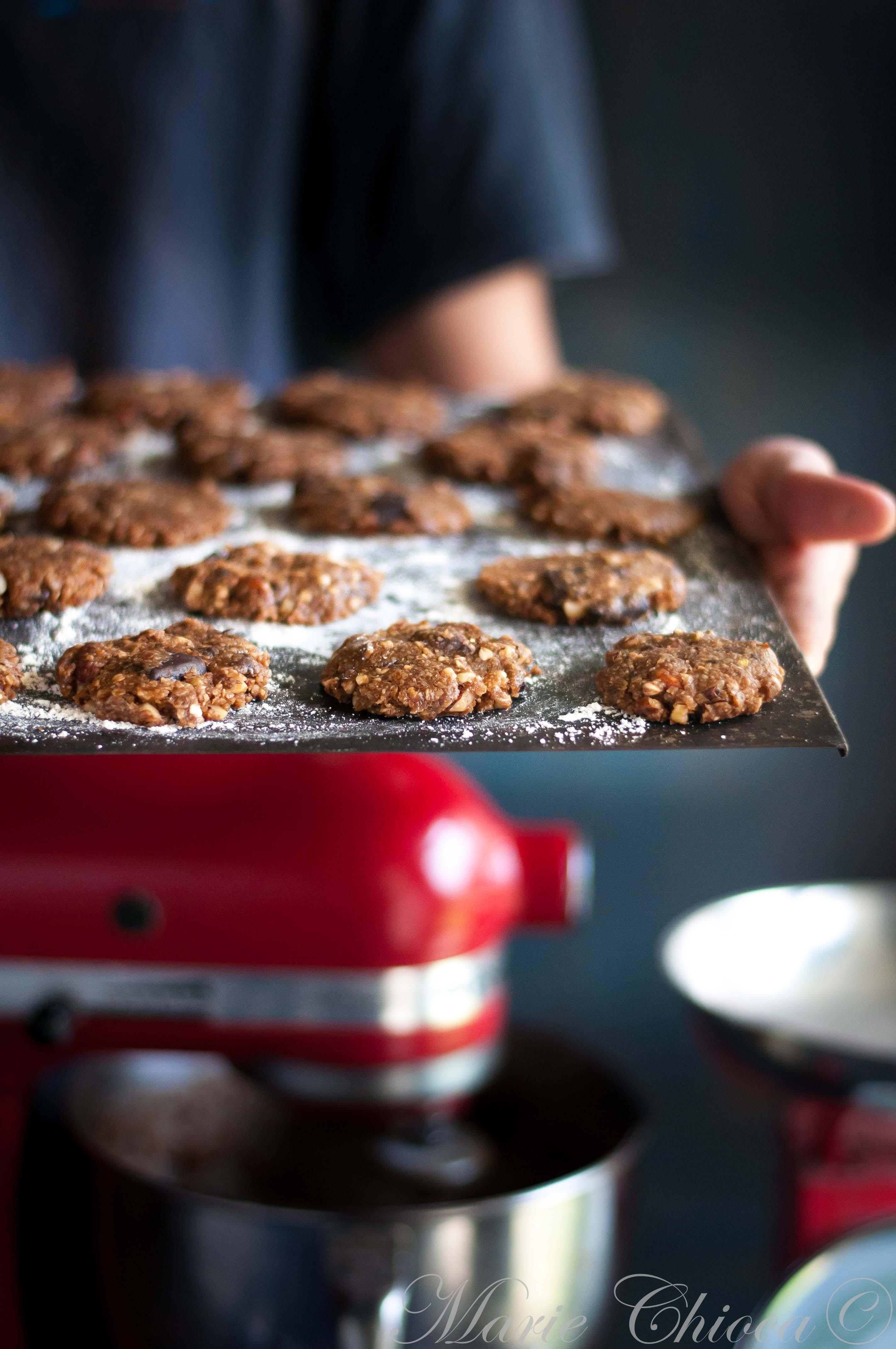 Cookies à IG très bas 5