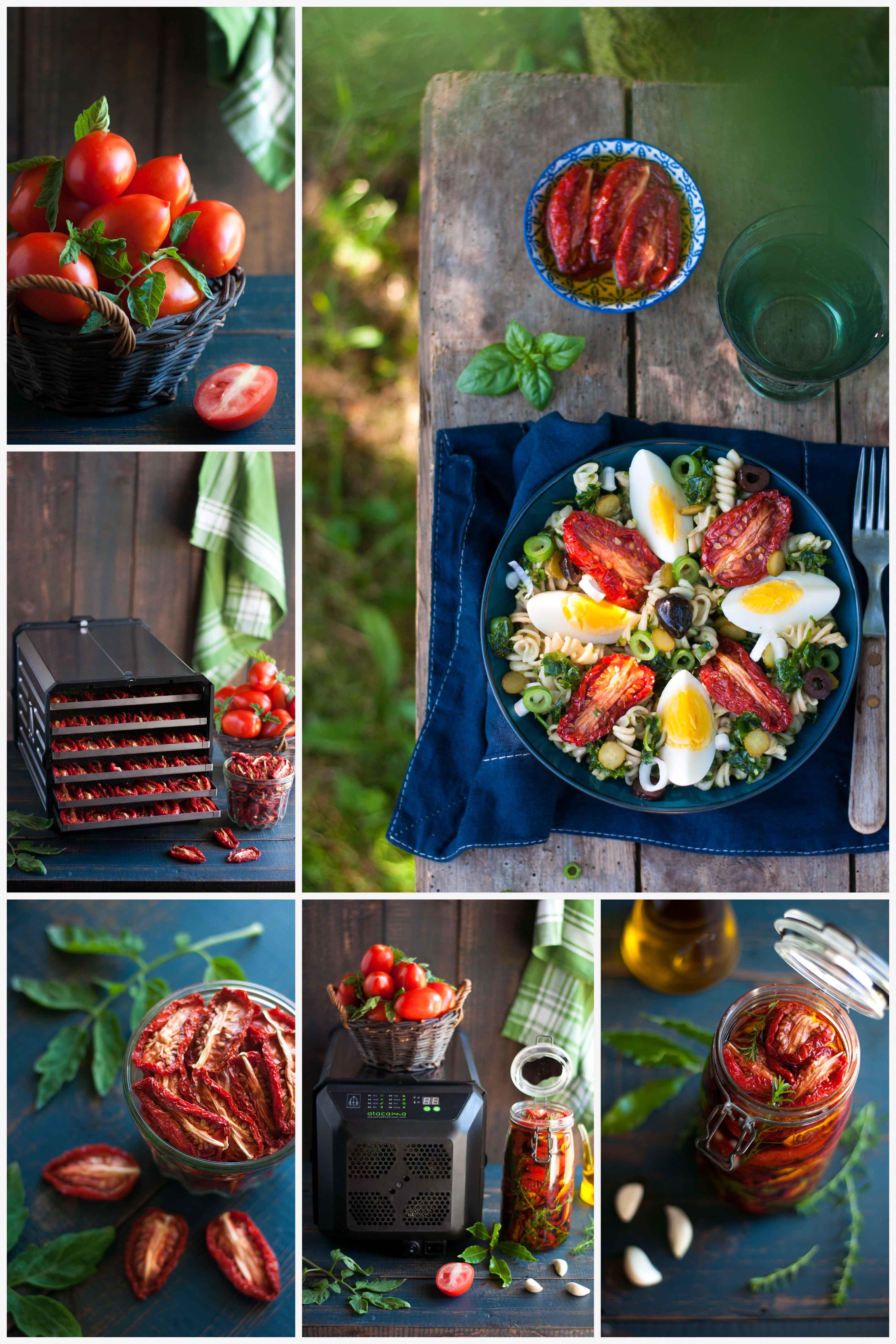 Tomates séchées 1