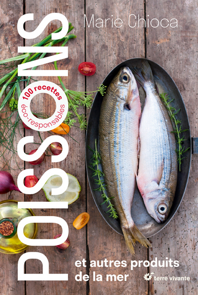 Livre poissons et autres produits de la mer
