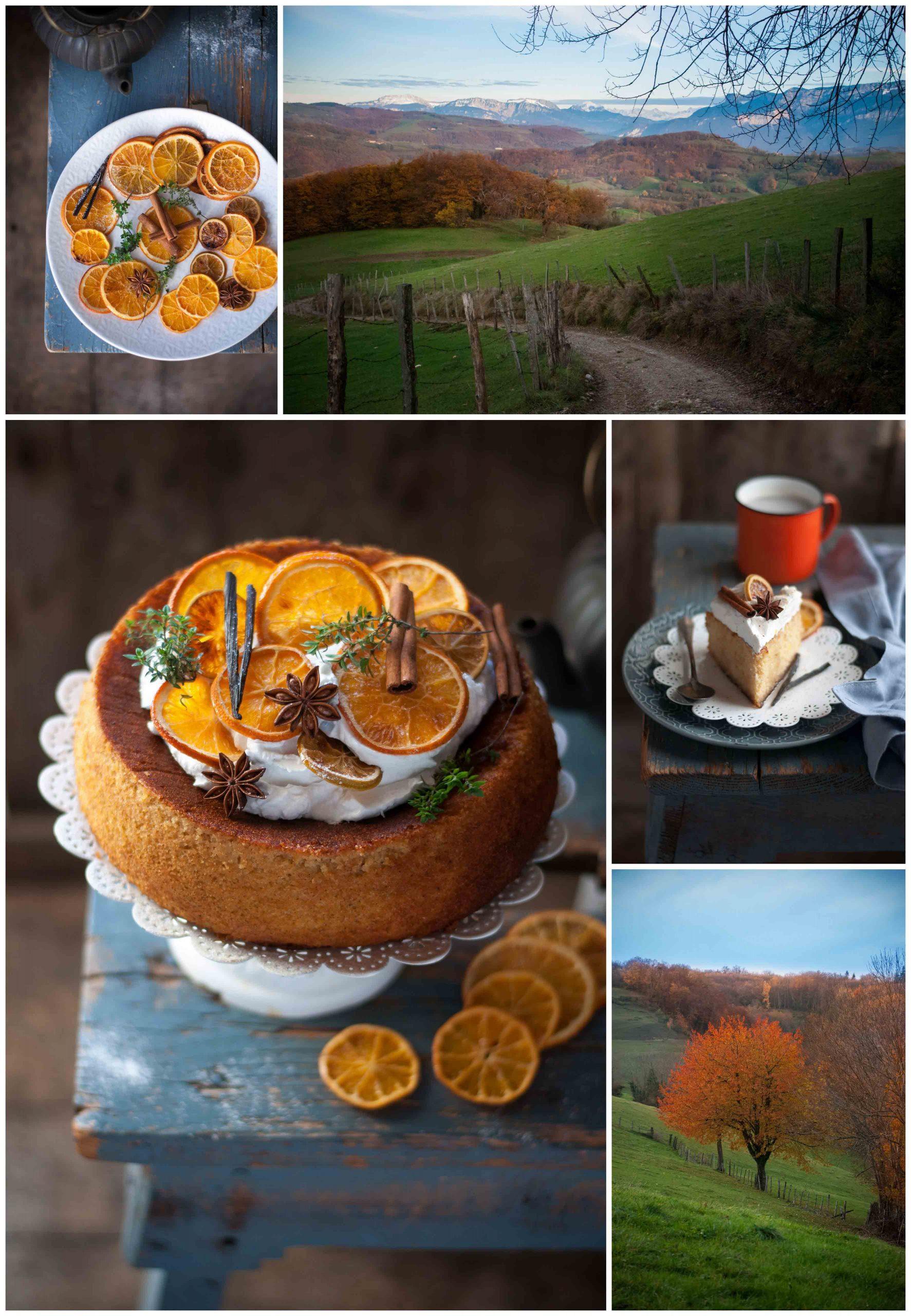 Gâteau grog